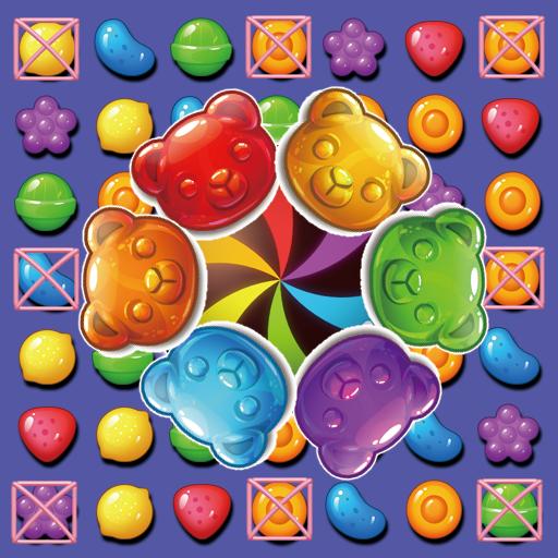 Candy Joy Jelly Bear Mod Apk