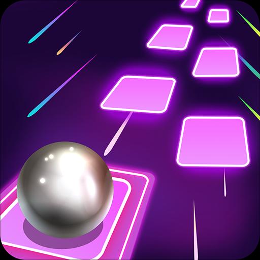 Magic Tiles Hop Ball 3d Mod Apk