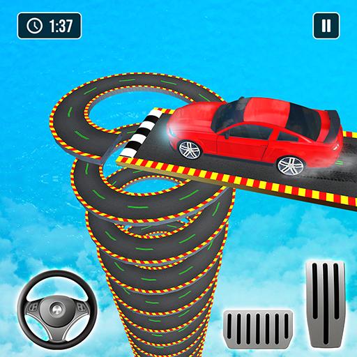 Mega Ramp Car Mod Apk