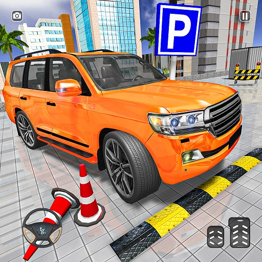New Prado Car Parking Mod Apk