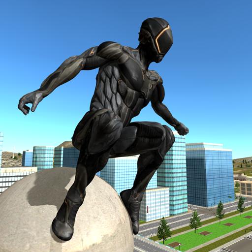 Super Hero Rope Crime City Mod Apk